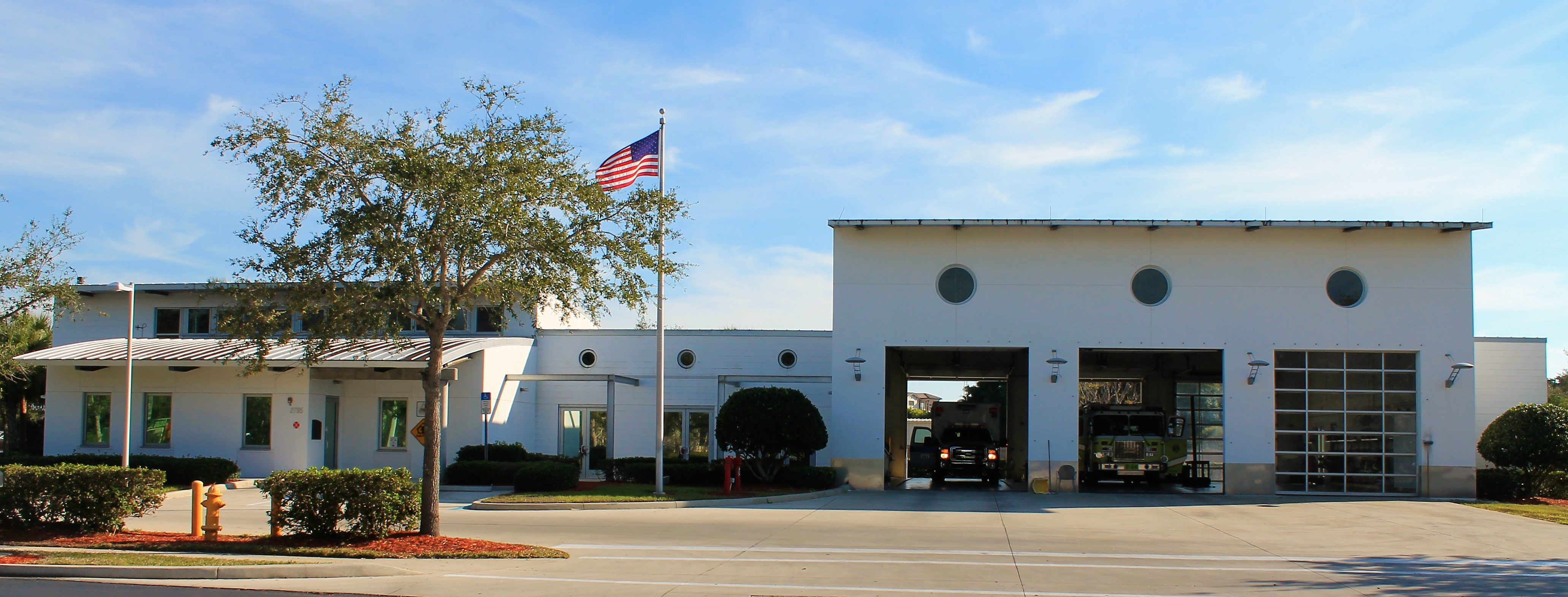 North Collier Fire & Rescue Station 47