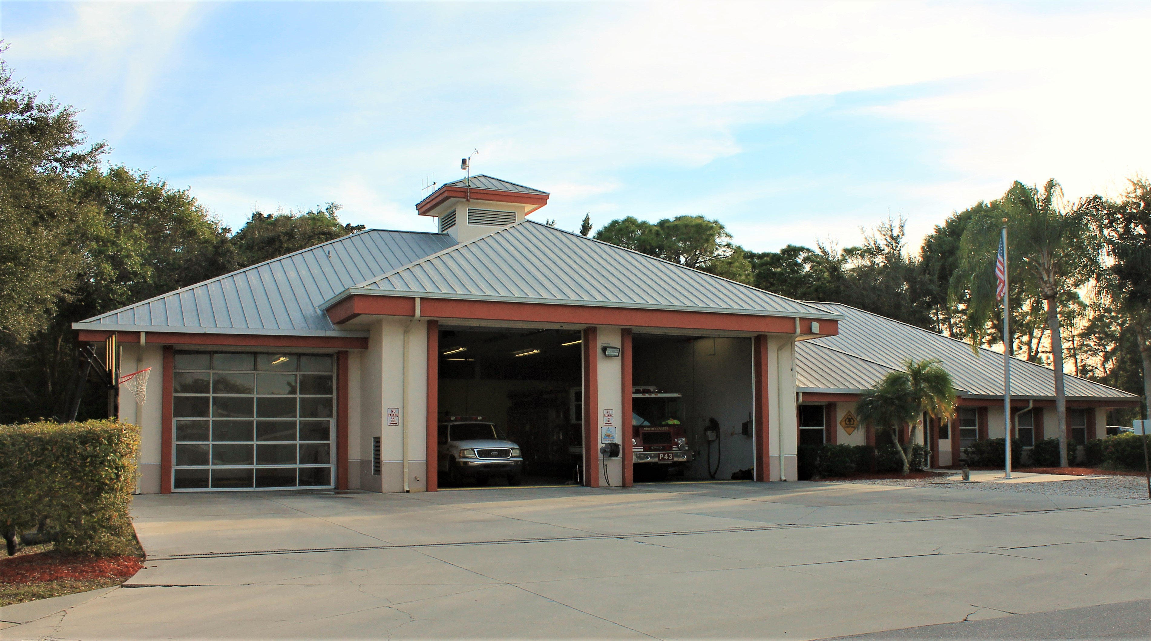North Collier Fire & Rescue Station 43