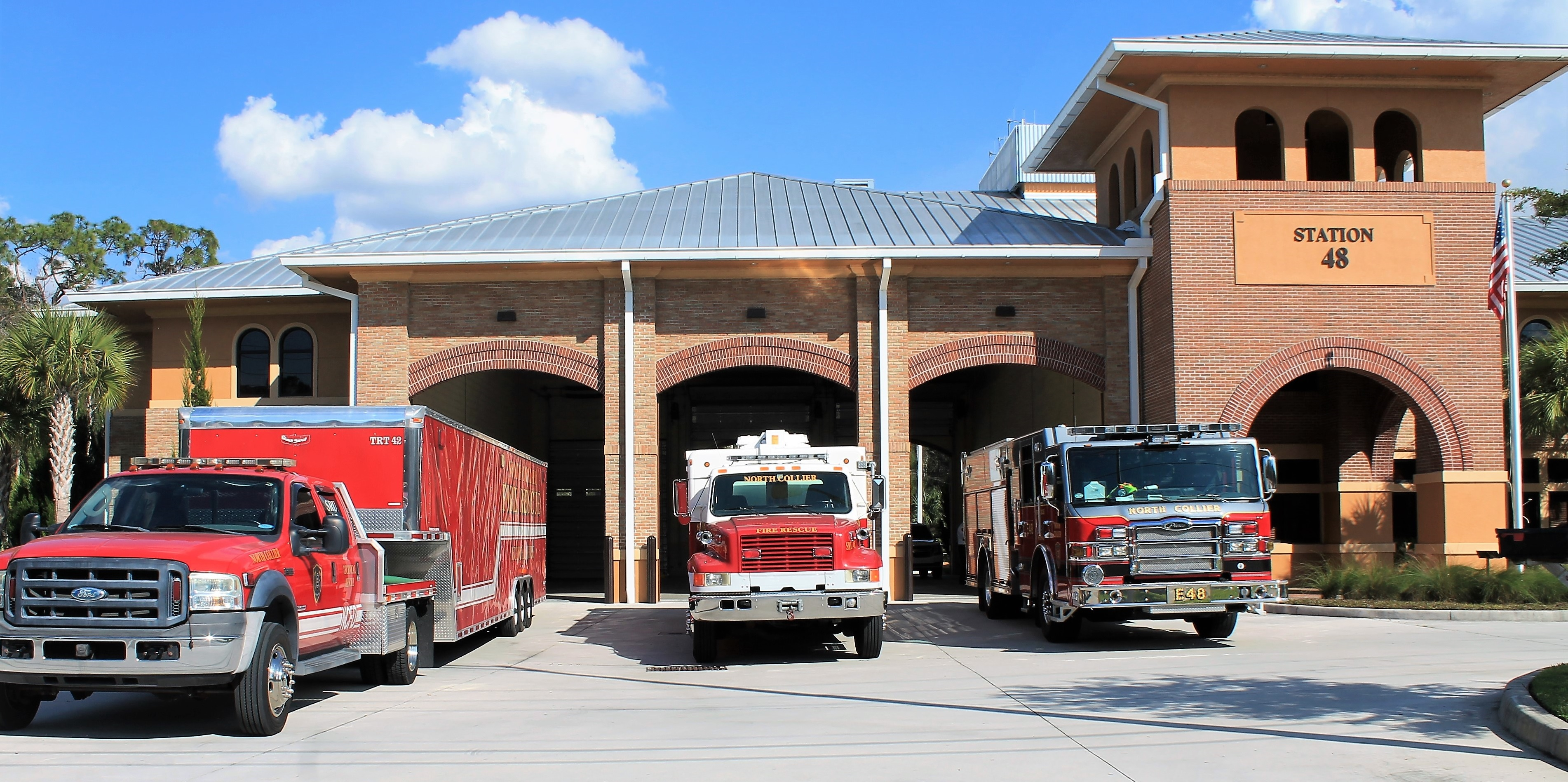 North Collier Fire & Rescue Station 45