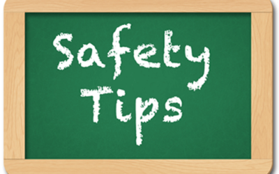 Safety Tips for October
