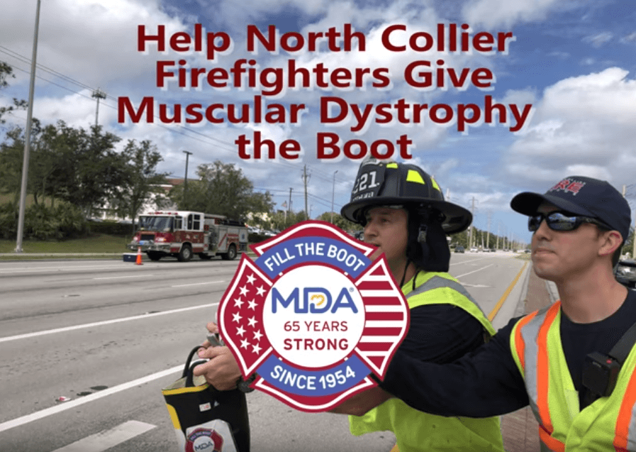 Local 2297 Gives Muscular Dystrophy the Boot!