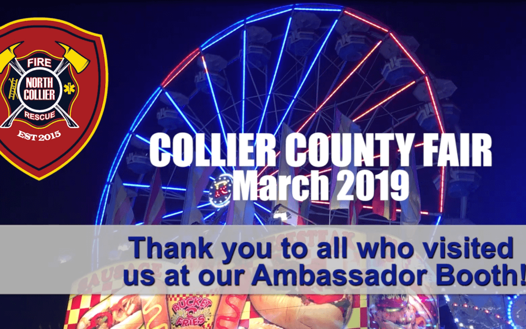 NCFR & Collier County Fair – An Annual Tradition!