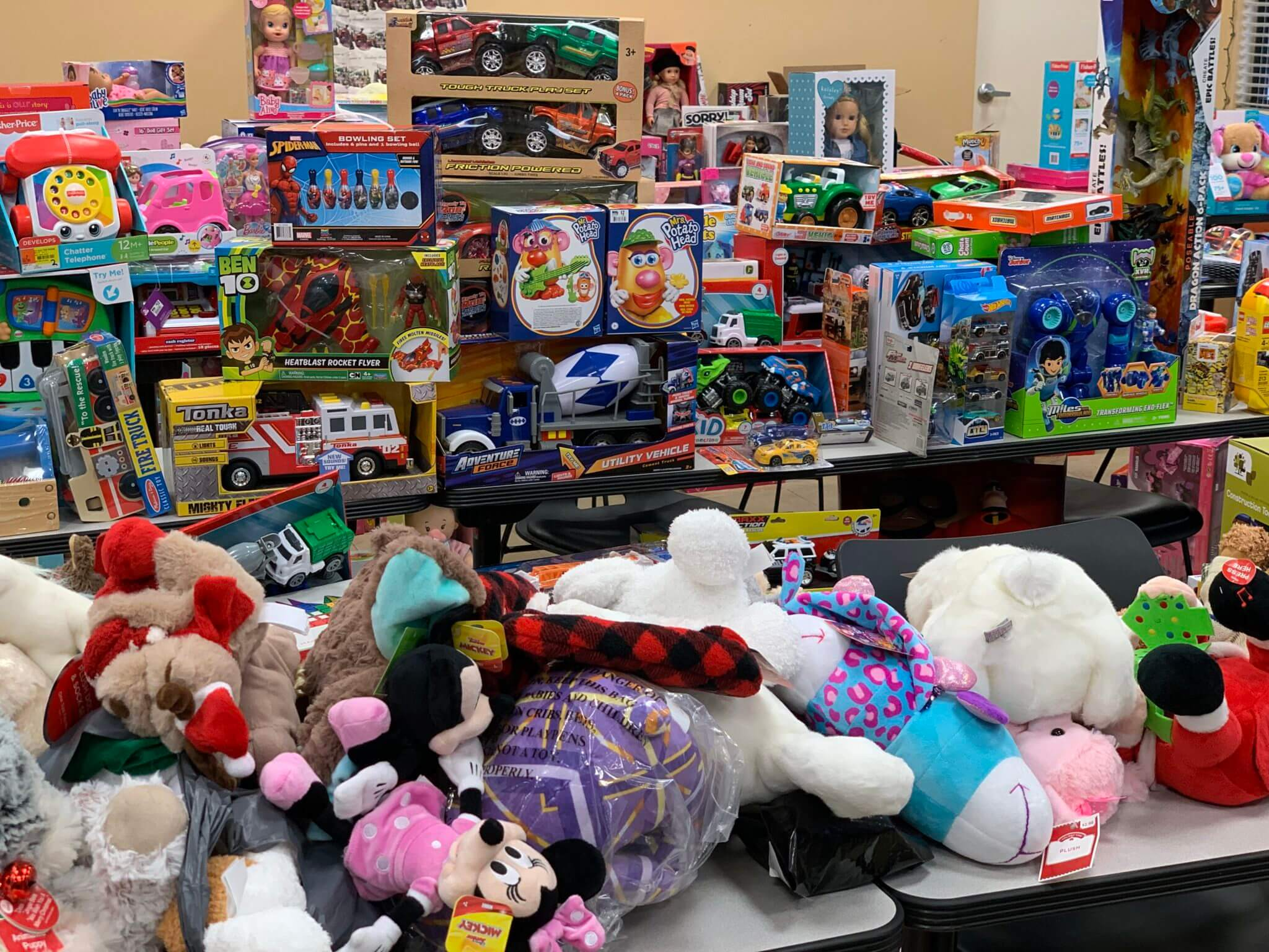 Thank You to All That Helped Make Annual Holiday Toy Drive a Success